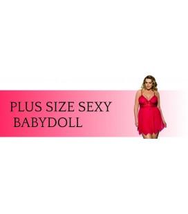 Plus Size Babydoll