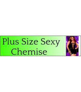 Plus Size Chemise
