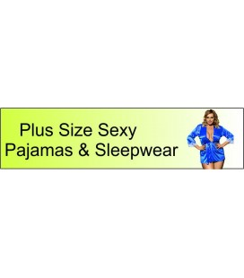 Plus Size Pajamas & Sleepwear