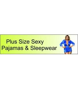 Plus Size Pajamas & Sleepwear