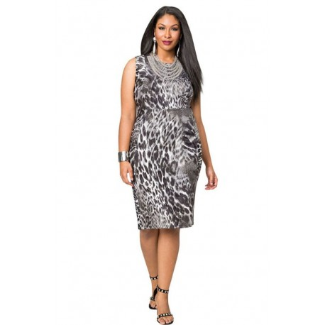Plus Size Summer Dresses Fashion For Large Women