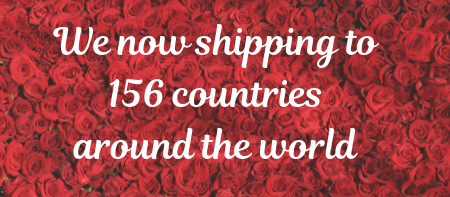 We shipp to 156 countrie arround the world
